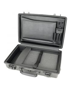 Black Peli 1490CC1 Laptop Case (Tray & Lid Organiser)