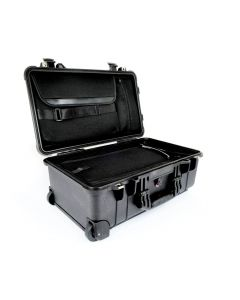 Black Peli 1510 Laptop Overnight Case