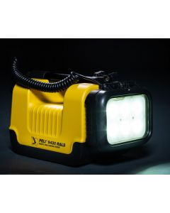 Yellow 9430 Area Lighting System