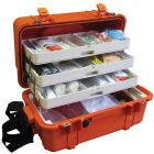 Orange Peli 1460 Protector EMS Case