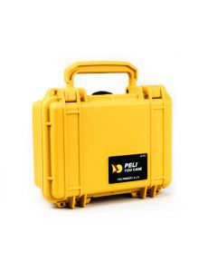 Yellow Peli 1120 Protector Case