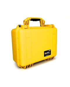 Yellow Peli 1450 Protector Case