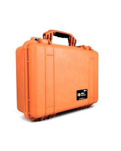 Orange Peli 1500 Protector Case
