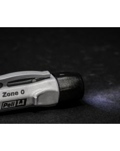 Silver Peli 1930 L1 LED Zone 0