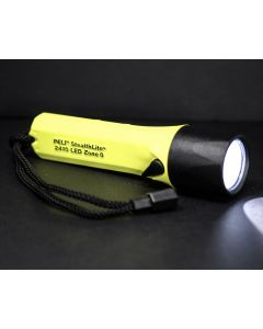 Yellow Peli 2410 StealthLite LED Zone 0