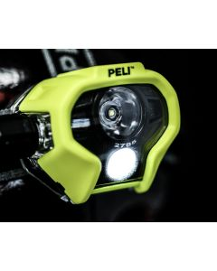 Yellow Peli 2785 HeadsUp Lite LED Zone 1