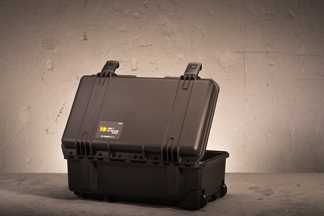 Open Peli Storm Case