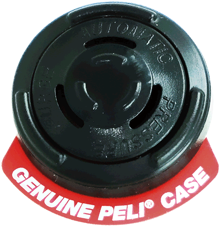 Genuine Peli Case Valve