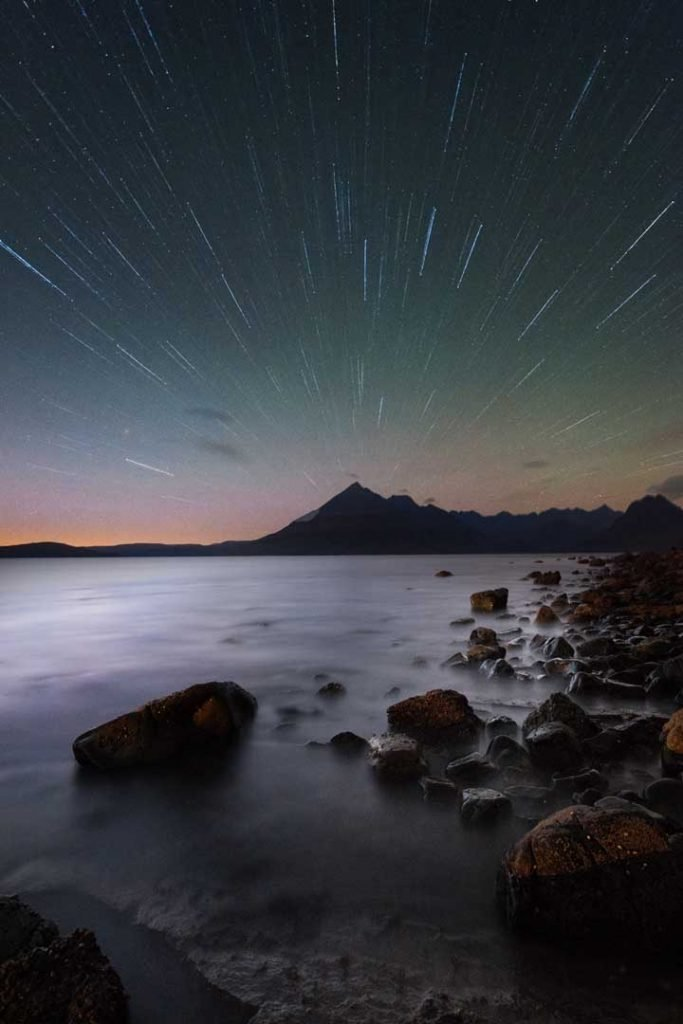 Elgol Night Sky Skye
