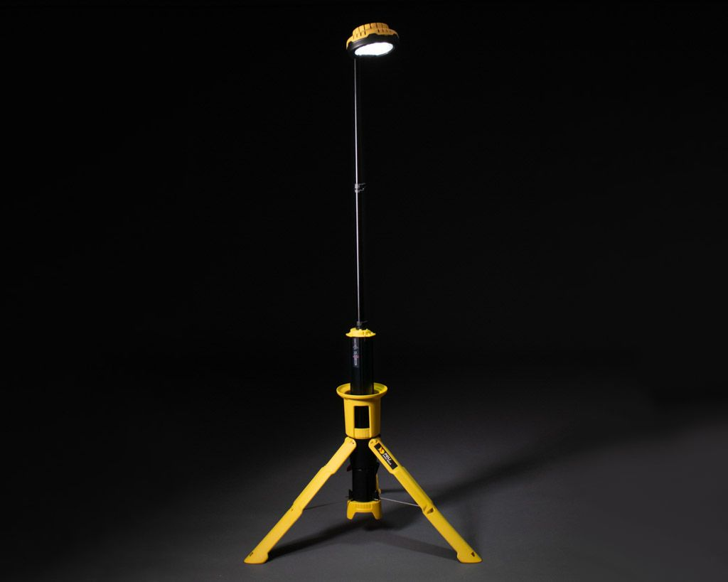 Peli 9440 RALS in Flood Light Mode